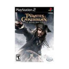 Pirates of the Caribbean At World's End for Playstation 2 Game