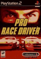 Pro Race Driver for Playstation 2 Game