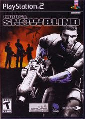 Project Snowblind for Playstation 2 Game
