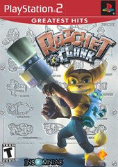 Ratchet and Clank for Playstation 2 Game