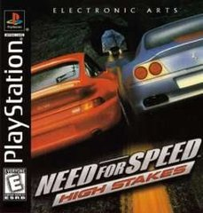 Need for Speed High Stakes