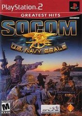 SOCOM US Navy Seals for Playstation 2 Game