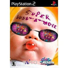 Super Bust-a-Move for Playstation 2 Game
