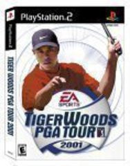 Tiger Woods 2001 for Playstation 2 Game