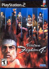 Virtua Fighter 4 for Playstation 2 Game