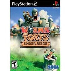 Worms Forts Under Siege for Playstation 2 Game