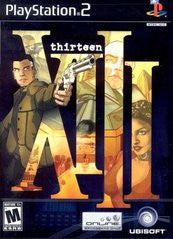 XIII for Playstation 2 Game