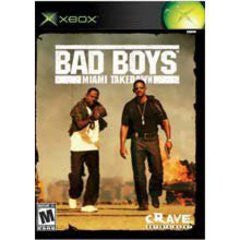 Bad Boys Miami Takedown for Xbox Game