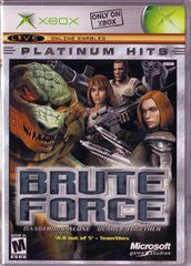 Brute Force for Xbox Game