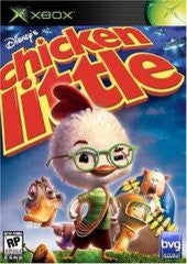 Chicken Little for Xbox Game