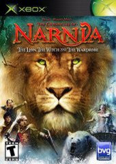 Chronicles of Narnia Lion Witch and the Wardrobe for Xbox Game