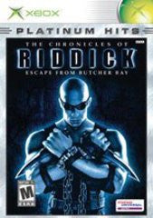 Chronicles of Riddick for Xbox Game