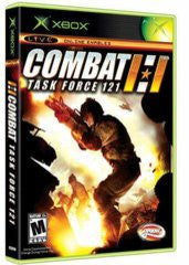Combat Task Force 121 for Xbox Game