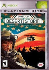 Conflict Desert Storm for Xbox Game