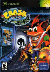 Crash Bandicoot The Wrath of Cortex for Xbox Game