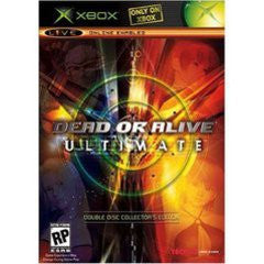 Dead or Alive Ultimate for Xbox Game
