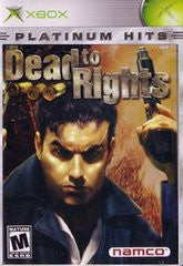 Dead to Rights for Xbox Game