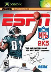 ESPN Football 2005 for Xbox Game