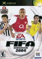 FIFA 2004 for Xbox Game