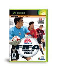 FIFA 2005 for Xbox Game