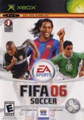 FIFA 2006 for Xbox Game