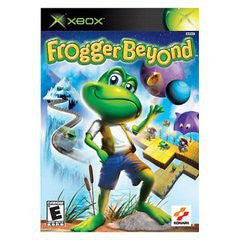 Frogger Beyond for Xbox Game
