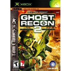 Ghost Recon 2 for Xbox Game