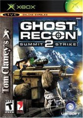 Ghost Recon 2 Summit Strike for Xbox Game