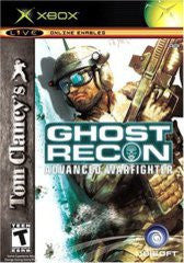 Ghost Recon Advanced Warfighter for Xbox Game