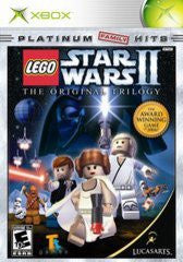 LEGO Star Wars II Original Trilogy for Xbox Game