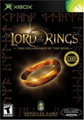 Lord of the Rings Fellowship for Xbox Game
