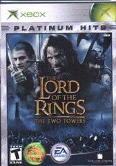 Lord of the Rings Two Towers for Xbox Game