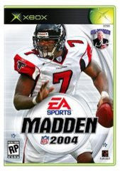 Madden 2004 for Xbox Game