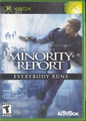 Minority Report for Xbox Game