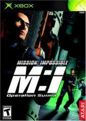 Mission Impossible Operation Surma for Xbox Game
