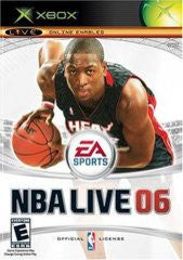 NBA Live 2006 for Xbox Game