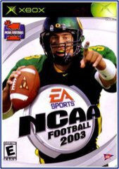 NCAA Football 2003 for Xbox Game