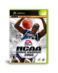 NCAA March Madness 2005 for Xbox Game