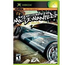 Need for Speed Most Wanted for Xbox Game