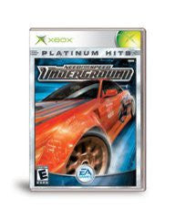 Need for Speed Underground for Xbox Game