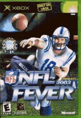 NFL Fever 2002 for Xbox Game