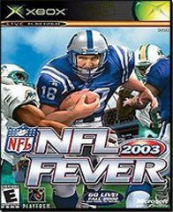 NFL Fever 2003 for Xbox Game