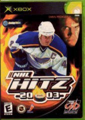 NHL Hitz 2003 for Xbox Game