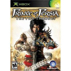 Prince of Persia Two Thrones for Xbox Game