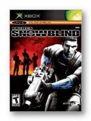 Project Snowblind for Xbox Game