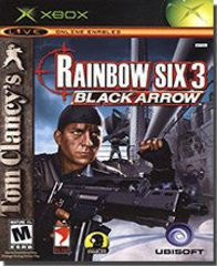 Rainbow Six 3 Black Arrow for Xbox Game