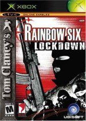 Rainbow Six 3 Lockdown for Xbox Game