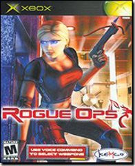 Rogue Ops for Xbox Game