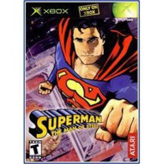 Superman Man of Steel for Xbox Game