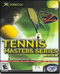 Tennis Masters Series 2003 for Xbox Game